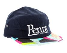 Penny Skateboards Adjustable Hat - Slater - Blue 6ddf1d1959e0